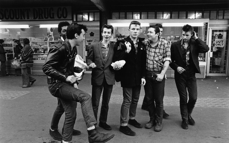 Teens 1950s