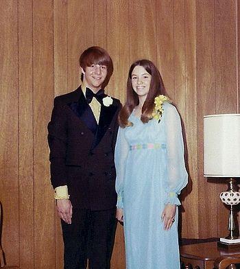 1970s Prom