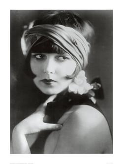 Actress Louise Brooks