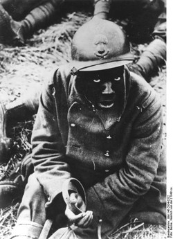 Black Frenchman at Dunkirk