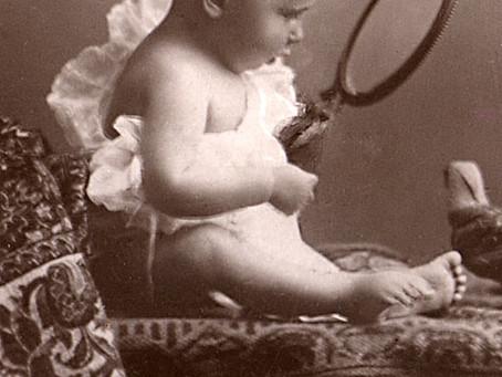 Introducing Vintage Trends newest department, Vintage Baby