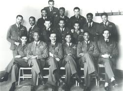 Caribean air crew RAF