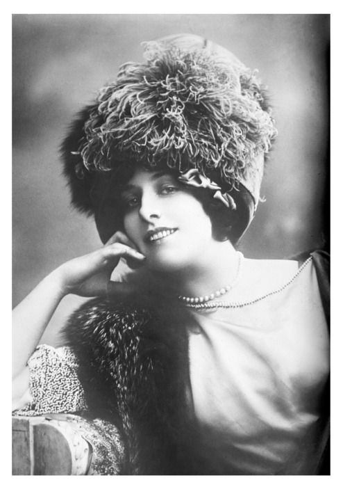 Geraldine Farrar Opera singer