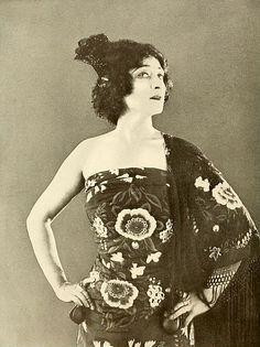 Pauline Frederick 1916 Actress