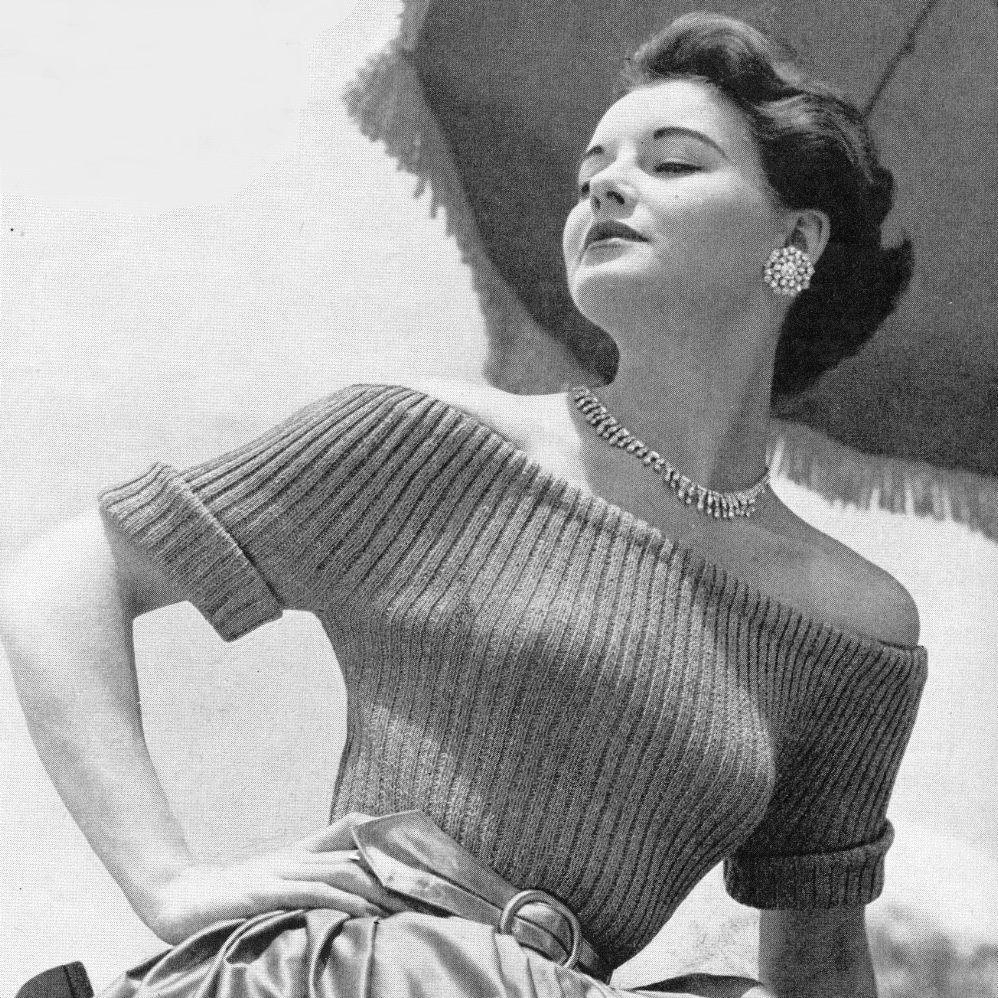 1950s-fashion-sweater