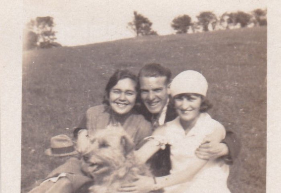Just freinds? 1930s