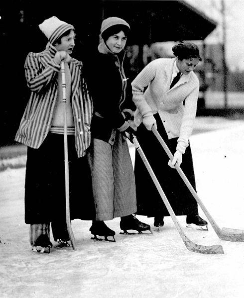 1910s sporting wear