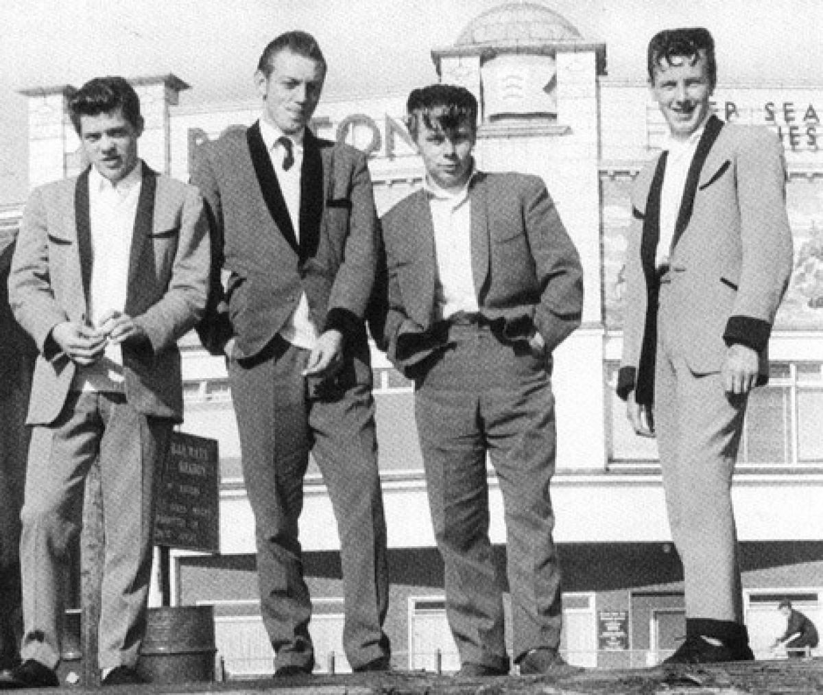 American Teen Boys in the 1950s (3)