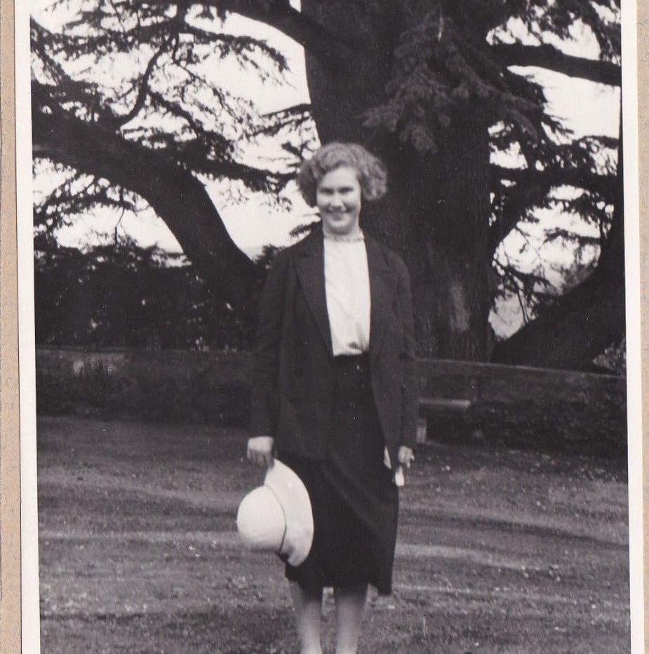 Day wear 1930s