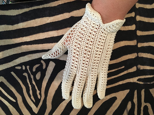 Handcrafted Crochet Gloves
