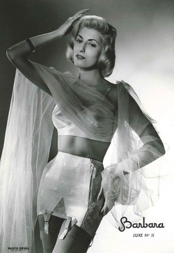 1950s French Lingerie
