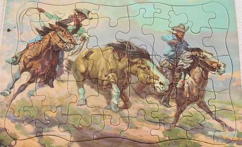 1950s-cowboy-photo-art-jigsaw-puzzles-co