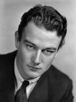 JOHN WAYNE 1940S
