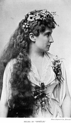 Dame Melba Opera Star