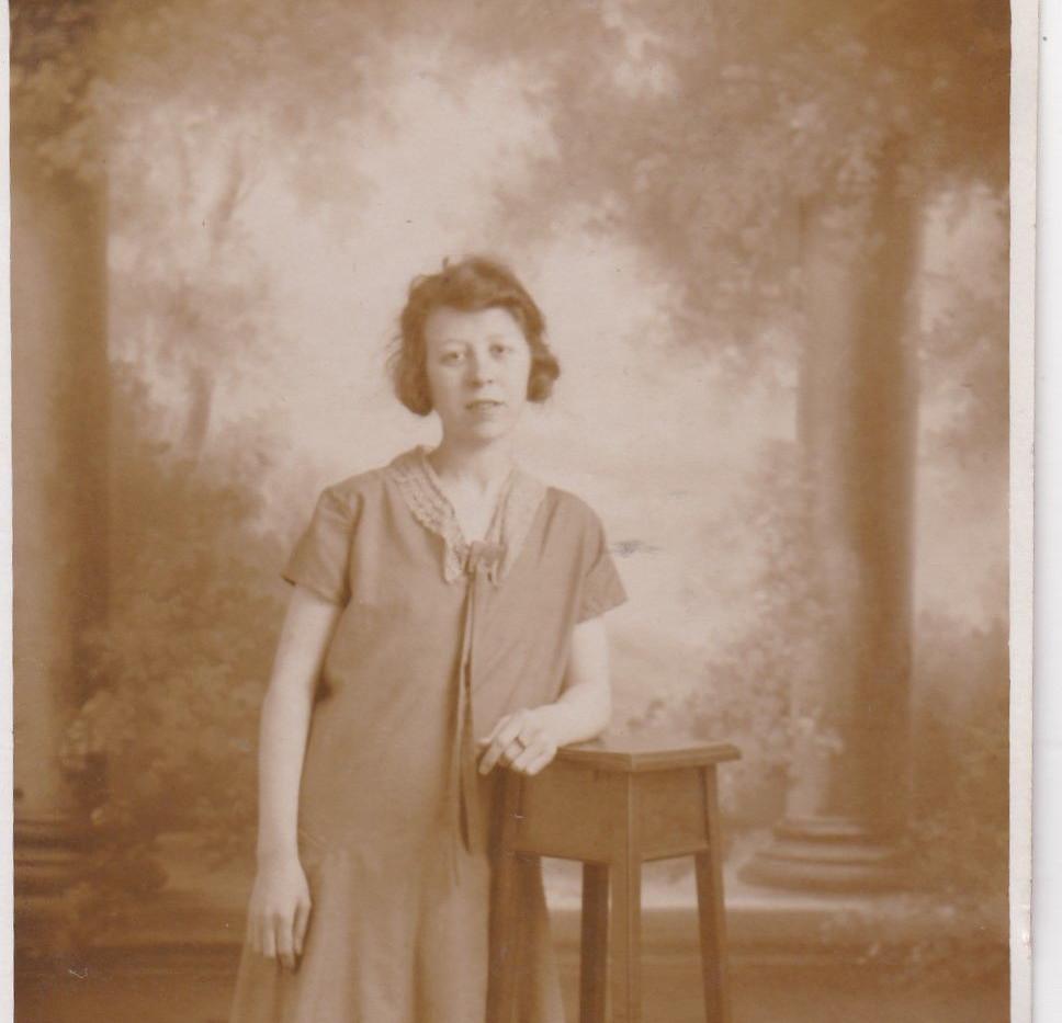 Day Dress 1920s