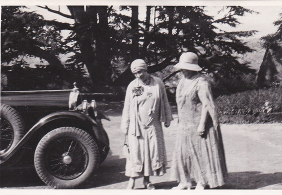 Glamourous Grannies 1920s