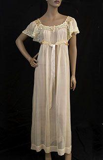 French night dress