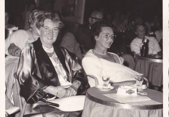 1950s Eveningwear