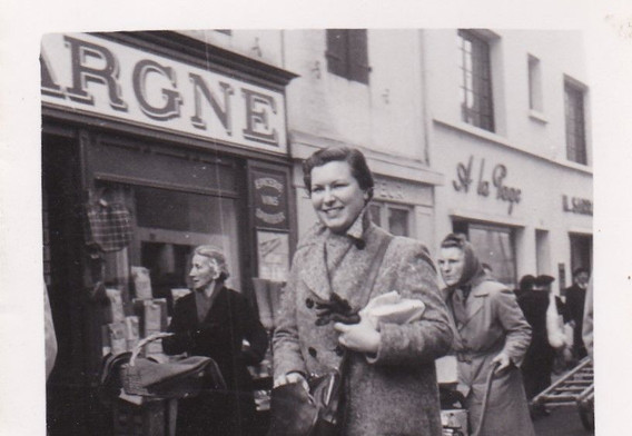 France 1950s