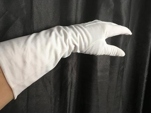 French White Gloves