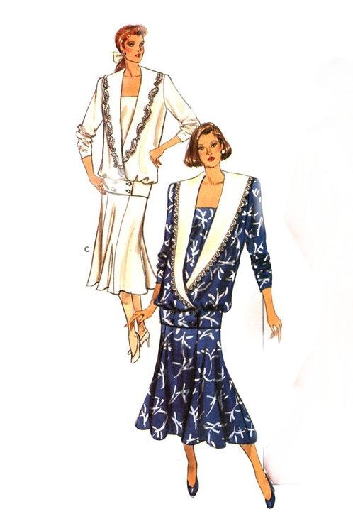 Drop Waist Outfit