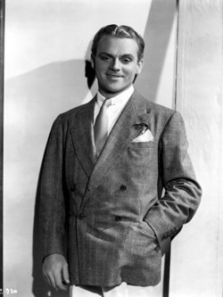 James Cagney in a sportscoat