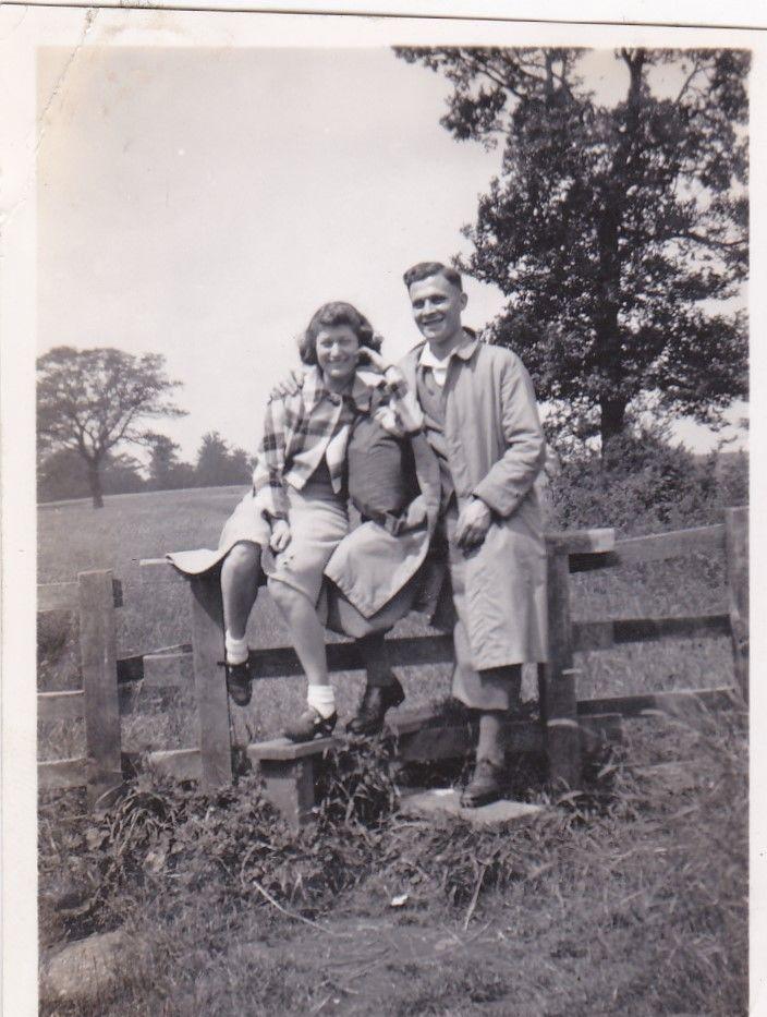 Rambling Couple 1950s