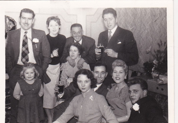 Home Party 1950s