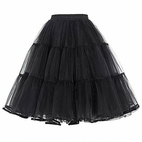 1950s Style Petticoat- 4 colours
