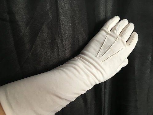 French Very Pale Pink Gloves