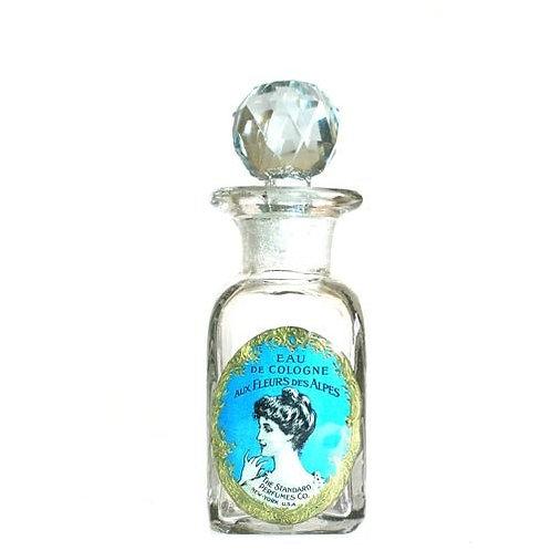 Eau De Cologne Scent Bottle