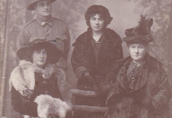 Family Group, 1910s (WW1)
