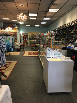 A view of the store