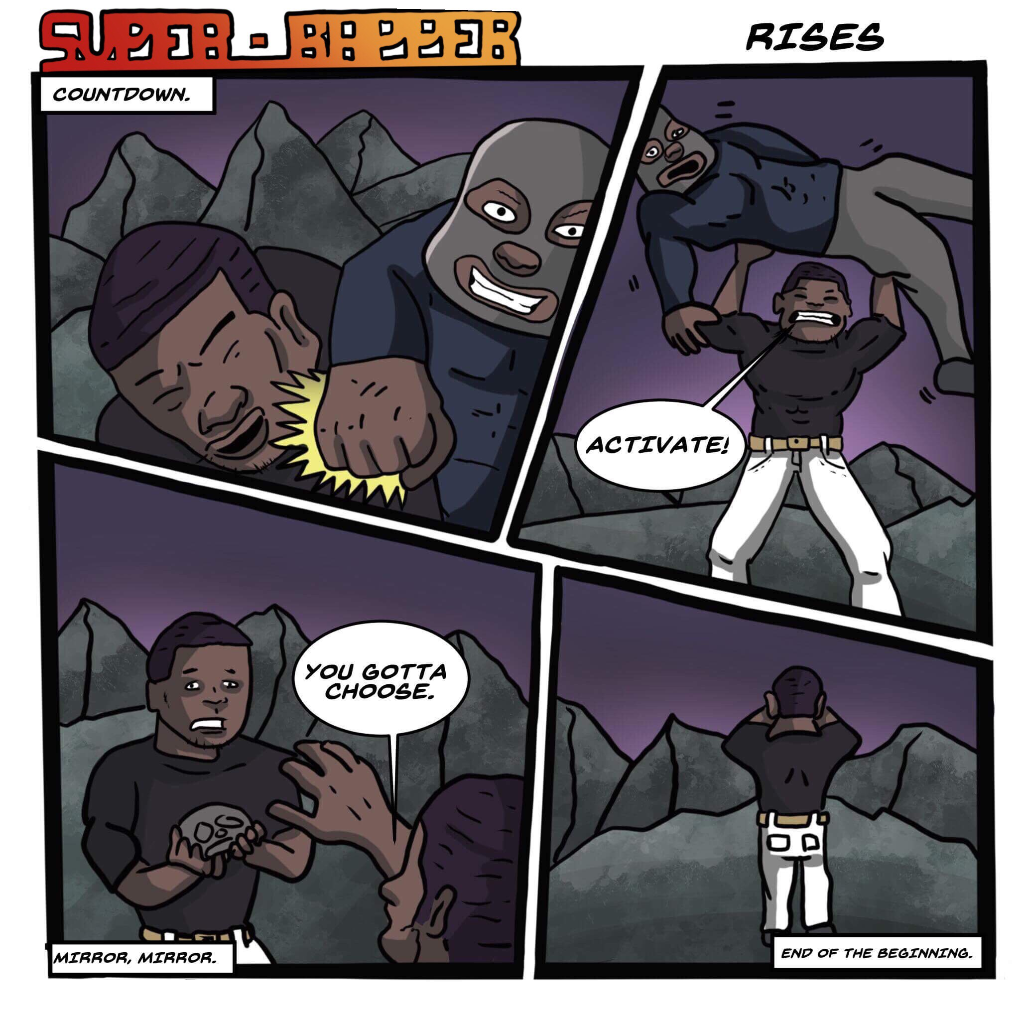 ‎Super-Rapper Rises (Chapter III)