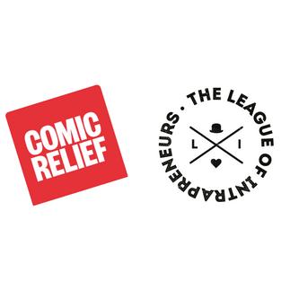Parceria com Comic Relief sobre Intraempreendedores no Setor Social