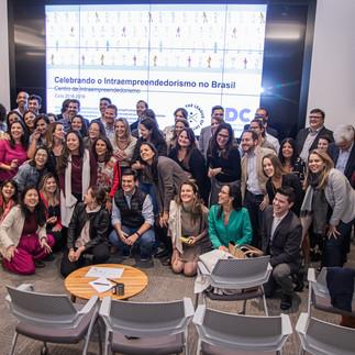 Despertando o Poder do Intraempreendedorismo de Impacto no Brasil - Insights do 1º Ciclo!