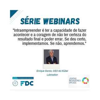 Webinar #1 - Oportunidades para intraempreendedores na crise do COVID-19