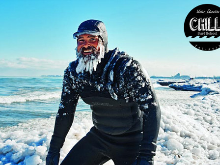 6 דרכים איך לשמור על חום הגוף בזמן גלישת גלים בחורף