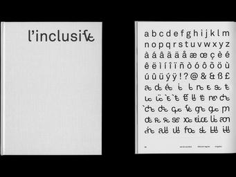 Typographie & écriture inclusive