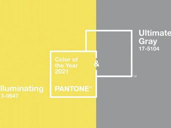 Les couleurs Pantone 2021 : Connaitre leur symbolique