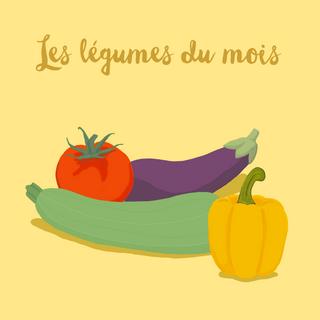 Les légumes du mois