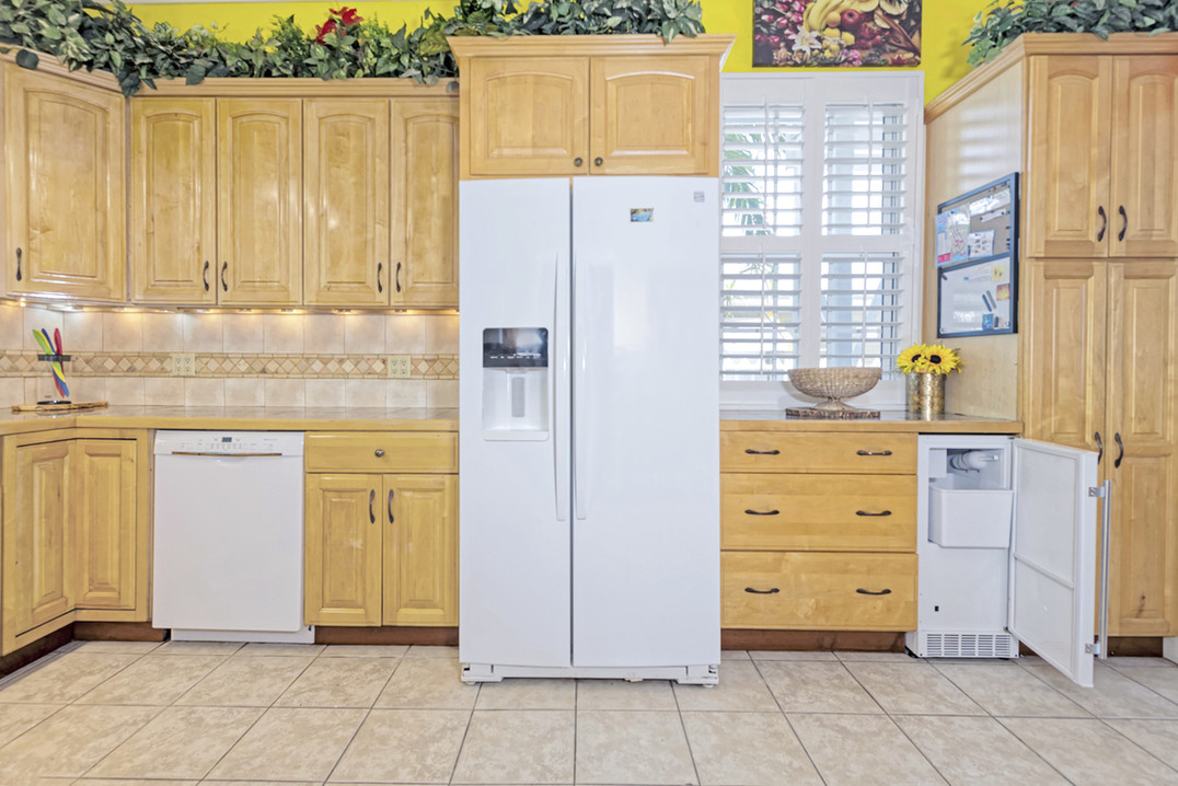 Kitchen - Fridge Wall.jpg