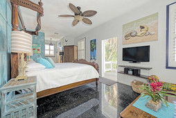 Master - Bed & Porch
