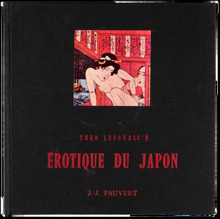 LESOUALC'H (Théo). Erotique japonais