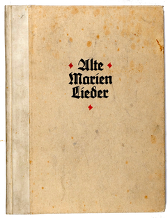 ALTE MARIENLIEDER.