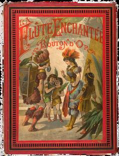 FLÛTE ENCHANTÉE ET BOUTON D'OR (LA).