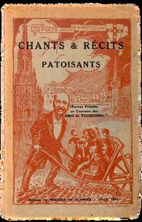 CHANTS & RÉCITS PATOISANTS.