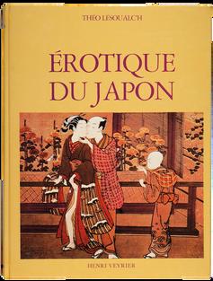 LESOUALC'H (Théo). Érotique du Japon