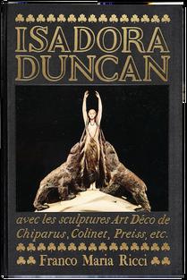 SAVINIO (Alberto). Isadora Duncan