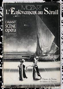 [MOZART]. Revue L'AVANT-SCENE. N° 59. Janvier 1984